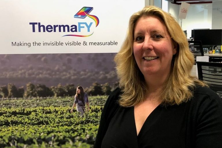 TheramFY founder Amanda Pickford